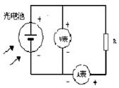 图13 硅光dian池伏安特性dian路