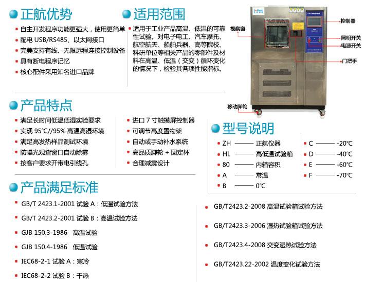 5454a永利集团网zhi不xiu钢高低wen试验xiang优势型号说明图